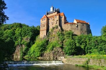 Kriebstein Burg - Kriebstein castle 04