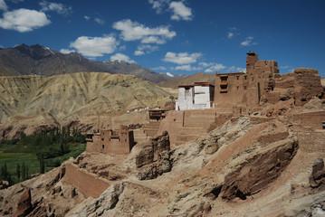 Landscape Sanku Monastery