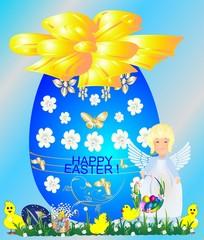 Wielkanocna dekoracja,