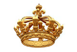 Fototapety golden  crown