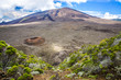 Leinwandbild Motiv Piton de la Fournaise, La Réunion