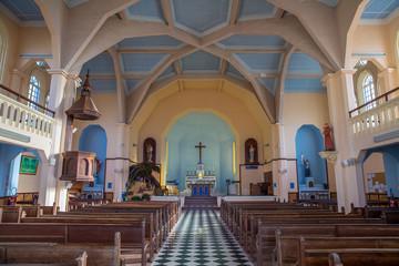 Church of Cilaos, La Réunion