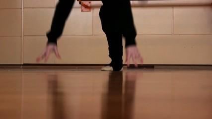 tango  teacher ballet  exercise