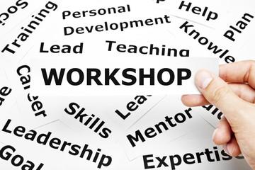 Workshop Paper Words Concept