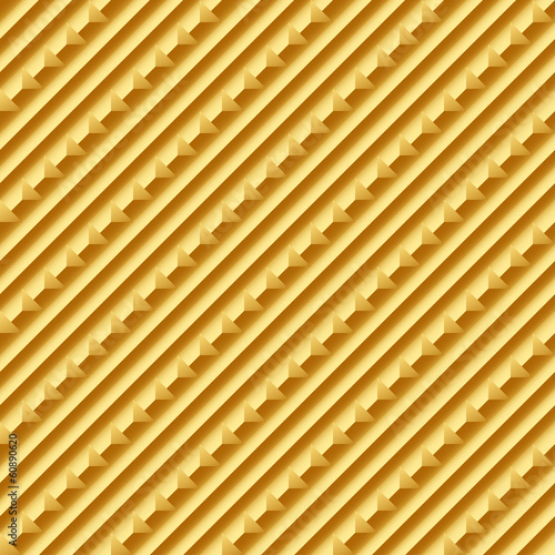 Golden textured background. Vector illustration