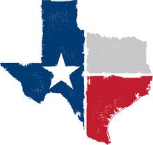 Vintage Texas State motifs