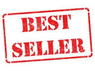 Bestseller on Red Rubber Stamp.