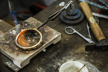 Jewelery making