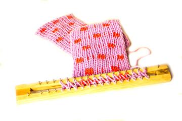 Knitting materials