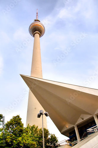 berlin tower