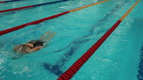 turn competitive swimming