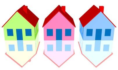 Nachbarschaft, Hausbau