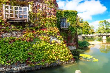 Beautiful house near the chateau de l'Islette, France
