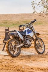 dirt  motorbike