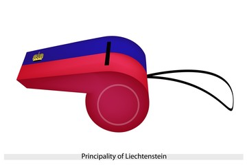 A Whistle of The Principality of Liechtenstein