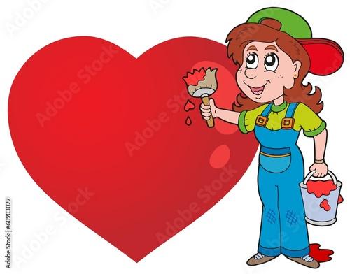 Valentine theme image 6