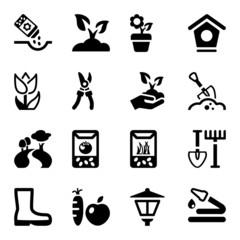 garden iconset 2