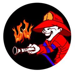 Job: firefighter