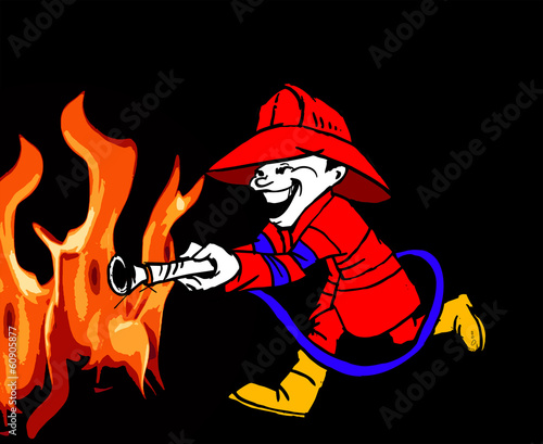 Job: firefighter