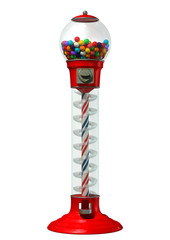 Gumball Dispensing Machine