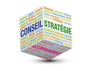 cube conseil stratégie accompagnement