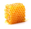 Honeycomb in closeup - 60909238