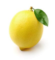 One fresh lemon