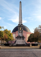 Ludwigskirche  in  Darmstadt