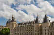 Historic building in Paris France