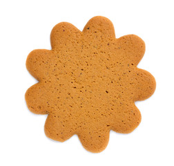 Classic sun-shaped cookies
