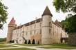 Famous Chateau de Rully in Burgundy, France