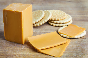 Norwegian brunost cheese