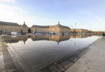 The Quay Mirror
