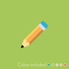 Write - FLAT UI ICON COLLECTION