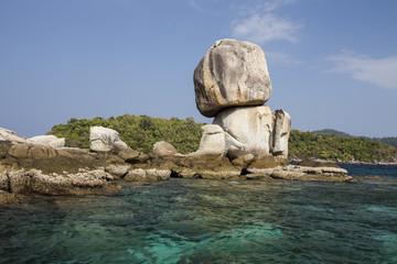 Hin Sorn at Lipe island