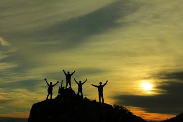 zirve mutluluğu&zirve ekibi
