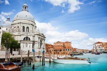 Santa Maria della Salute Basilica in Venice