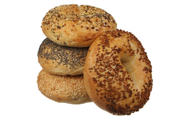 Mixed Bagel
