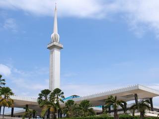 National Mosque in Kuala Lumpur, Malaysia
