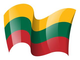 Lithuania flag - Lithuanian flag