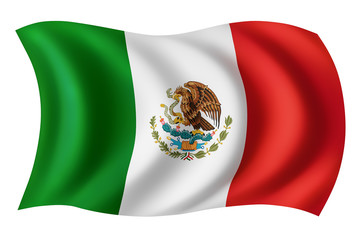 Mexico flag - Mexican flag