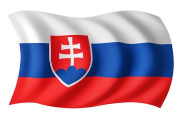 Slovakia flag - Slovak flag