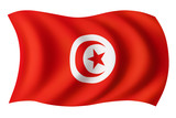 Tunisia flag - Tunisian flag