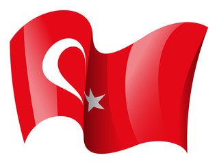 Turkey flag - Turkish flag
