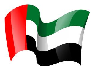 United Arab Emirates flag - Emirati flag