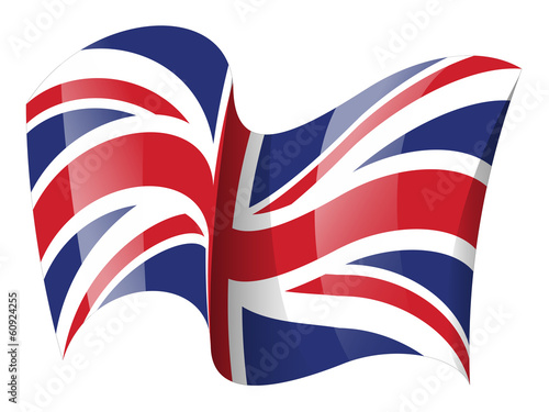 United Kingdom flag UK - British flag