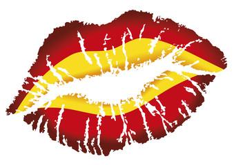 kiss spain
