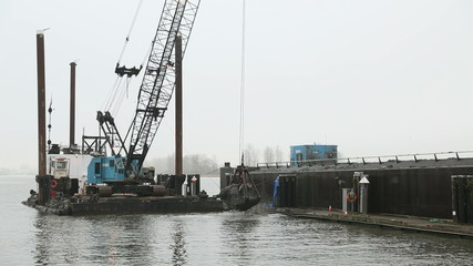 Harbor Dredging Steveston