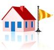 Ziel erreicht - Eigenheim errichtet