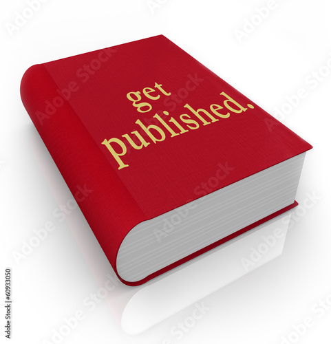 Get Published Book Cover Writing New Best Seller